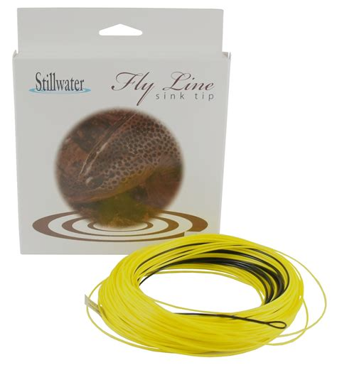 Sink Tip Fly Line Fishing by Stillwater Sink Tip Fly Line Glasgow Angling Centre