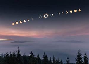 Las mejores fotos del eclipse solar del 21 de agosto 2017