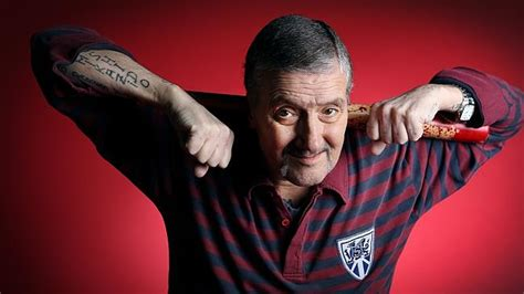 Mark 'chopper' Read Wanted To Be A Famous Criminal But