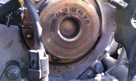 diy stop oil wicking  wire  ecu  camshaft magnet