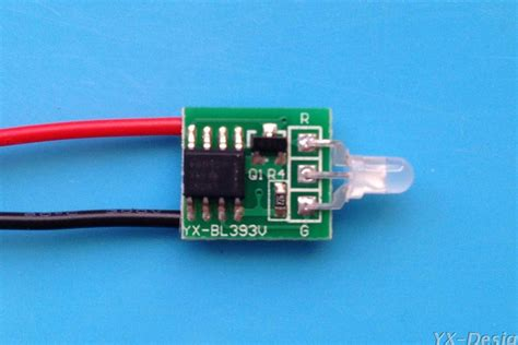 low voltage indicator light battery charging indicator