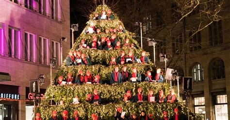 the singing christmas tree zuerich com
