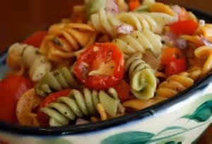 Cold Summer Pasta Salad Recipes
