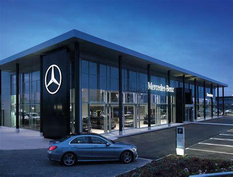Mercedes Benz Shrewsbury Dealership