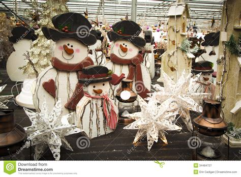 decorations for sale royalty free stock