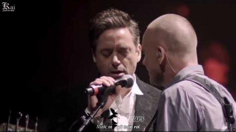 Kara] Sting & Robert Downey Jr