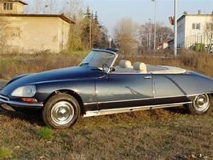 Citroen Ds Occasion : 1968 citroen ds 21 vendre annonces voitures anciennes de ~ Gottalentnigeria.com Avis de Voitures