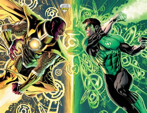 what if the next dc comics is green lantern the war of light