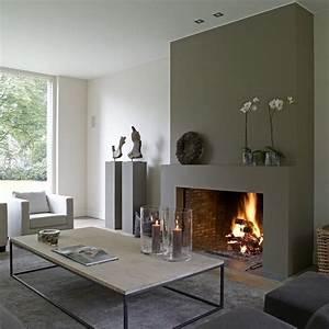 chimenea de lena verde todo lo que debes saber sobre las With beautiful couleur pour salon moderne 9 cheminees et poeles une ambiance cosy avec la pierre
