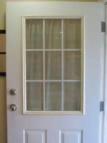 Exterior Door Plastic Window Trim