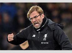 Jurgen Klopp can't let go that opportunity Footballinallcom