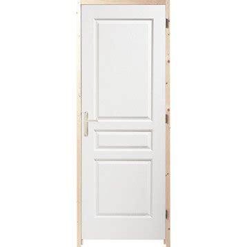 porte de chambre prix porte intérieure bloc porte porte fin de chantier
