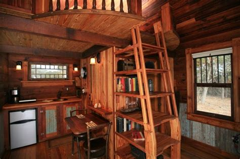 Texas Tiny House Interiors Kitchens