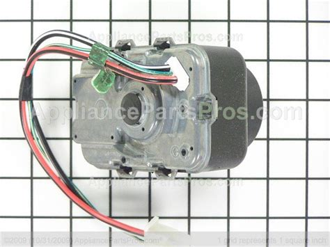 ge condenser fan motor cross reference ge wr60x267 motor condenser fan 230v appliancepartspros com