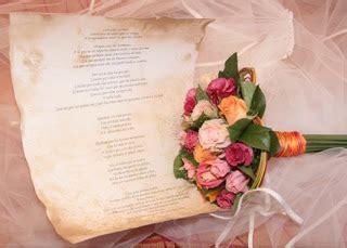 Novios y Novias: Versos para padrinos de boda