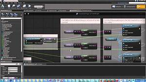 Blueprint Diagram Blendshape Animation