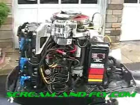 Xr2 Boat Engine by 1986 Mercury 150 Xr2 Blackmax Charging Upgrades Page 1