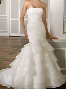 hot organza mermaid beach ivory white wedding dress With ivory beach wedding dresses