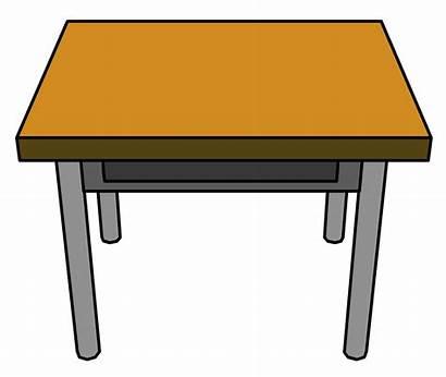 Desk Table Clipart Clean Student Desks Cliparts