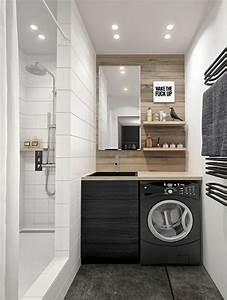 comment amenager une petite salle de bain With amenagement petite salle de bains