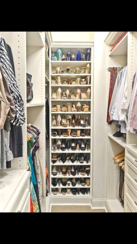 19 best images about small walk in closet ideas on