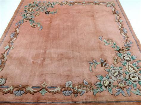 oosters tapijt roze oosters tapijt quot vierkante roze china met florale motieve