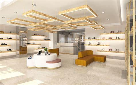 clothes shop design cgtrader