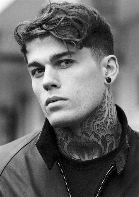 mens hairstyle inspirations   top male models hairstyles