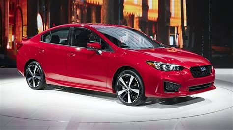 2019 Subaru Impreza Preview, Pricing, Release Date Youtube