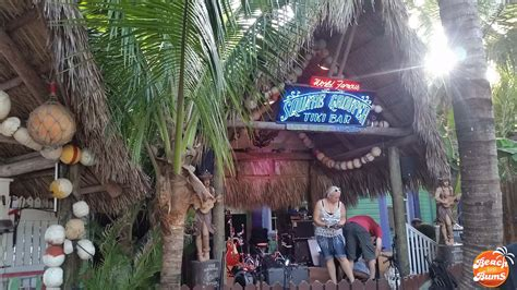 jupiter bar grouper square florida tiki beach spotlight castaways marina menu drinks burgers along