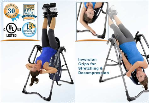 teeter inversion table instructional video teeter hang ups ep 960 inversion table brand new model