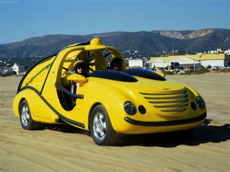 Rinspeed X-Trem Concept (1999)