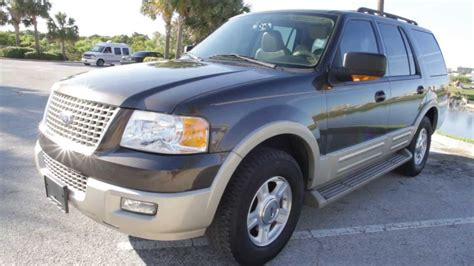 ford expedition eddie bauer  youtube