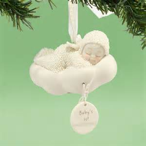 snowbabies sleeping baby s first christmas ornament 4031803 1st baby decoration ebay