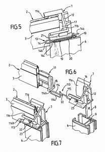 Patent ep1882806a1 tulipe de volet roulant et for Volet roulant