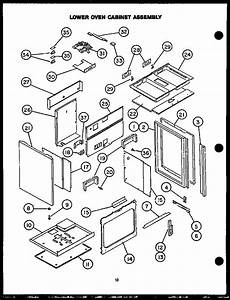 Looking For Modern Maid Model Fdu185 Electric Range Repair