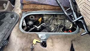 Toyota Previa Engine Location