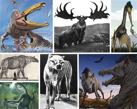Dead But Not Forgotten 12 Incredible Creatures Gone