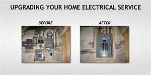 Upgrading Electrical Service