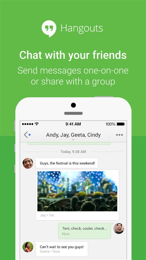 hangouts app iphone hangouts app gets support for the iphone 6 and