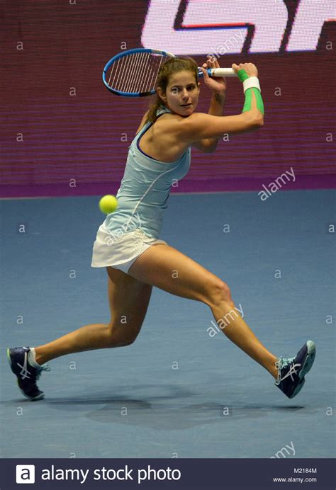 julia goerges itf tennis player julia goerges germany stock photos tennis