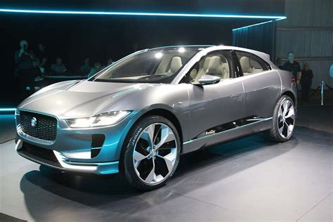 bureau sold jaguar i pace concept delivers range performance