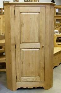 Meuble En Angle : meuble d 39 angle aravis meubles ~ Edinachiropracticcenter.com Idées de Décoration