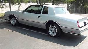 For Sale 1986 Chevrolet Monte Carlo Ss     Only 59k Miles