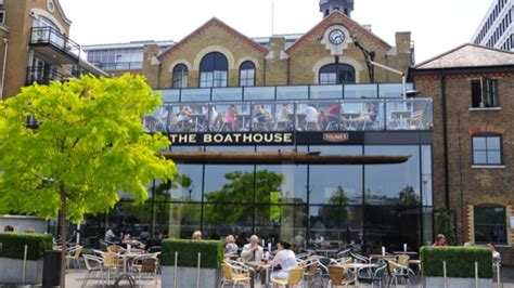 The Boat House Putney by The Boathouse Putney