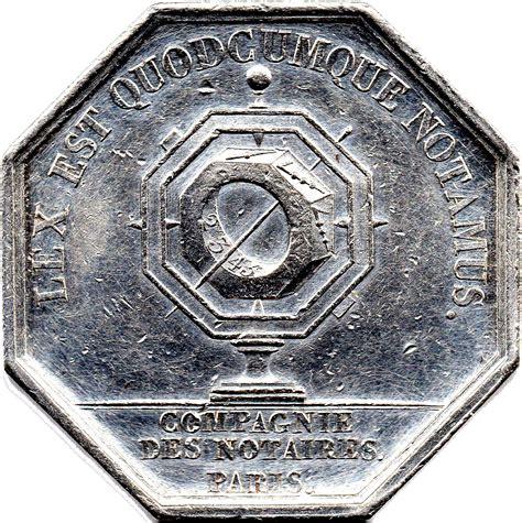 chambre des notaires de melun chambre des notaires de tokens numista