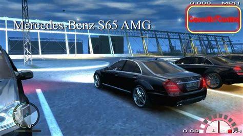 Gta Iv Luxury Cars Hd Youtube