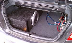 Audi Bose Sound System : installing amp and subs in an a4 cabriolet with bose sound ~ Kayakingforconservation.com Haus und Dekorationen