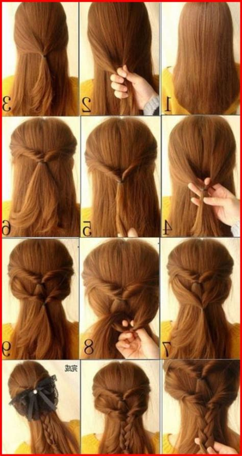 simple  minute hairstyles  office women