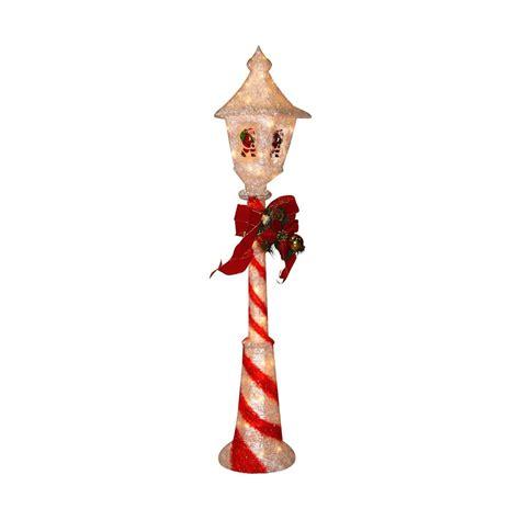christmas l post decoration ideas christmas decore